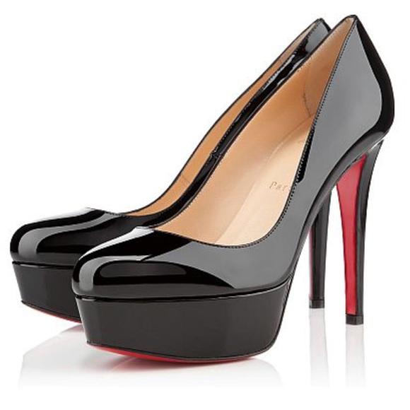 b674e71351f Christian Louboutin Shoes - 🖤 CLASSIC Christian Louboutin Black Pumps 🖤
